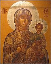 St Luc peignant la Vierge V_hodigitria_smolensk_18e